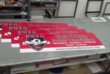 Soccer League Banners – EWSA