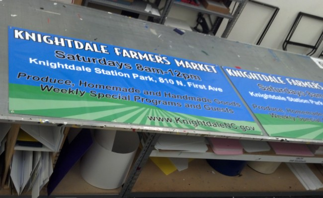 Knightdale Farmers Mkt 2x_3x6 Banner