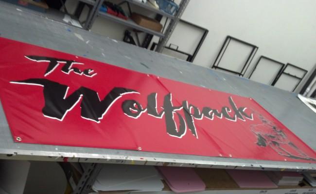 Wolfpack Pop-Warner Breakaway