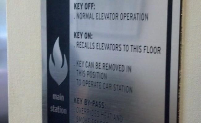 EmergencyElevatorInstructions