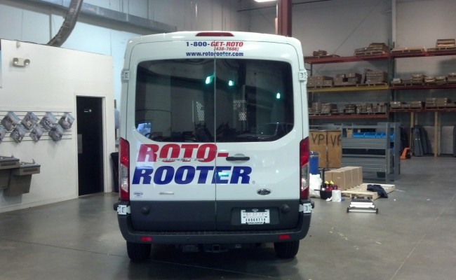 Roto-Rooter_FordTransit_Rear