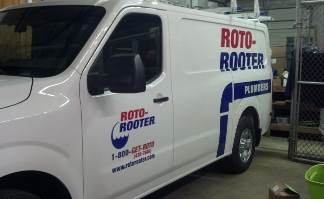 RotoRooter_NissanNV1500_Driver