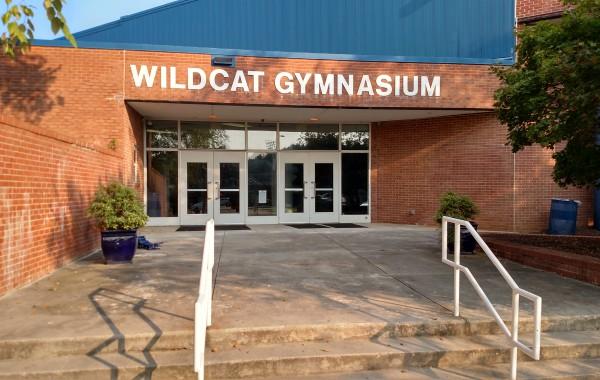 Exterior Wall Sign Millbrook High School