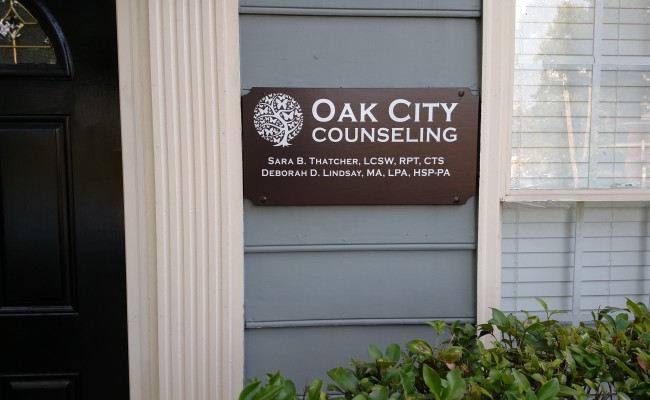 Oak City Counseling