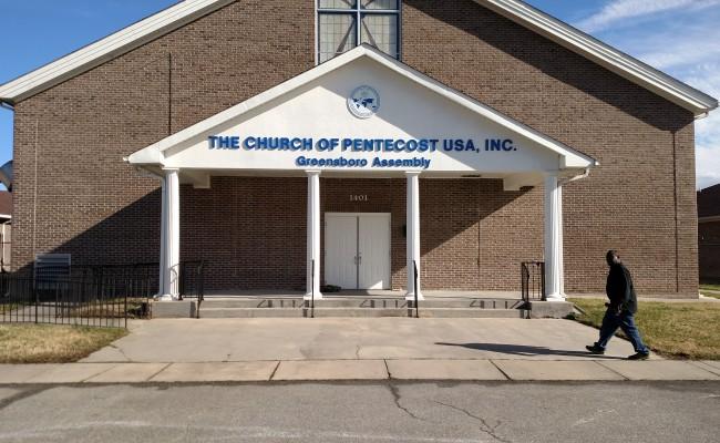 Church of the Pentecost