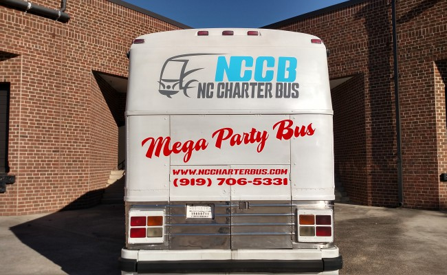 Mega Party Bus
