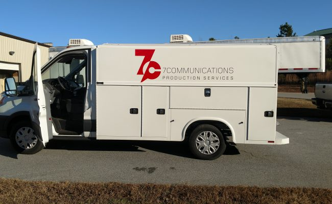 7CommunicationsVan1